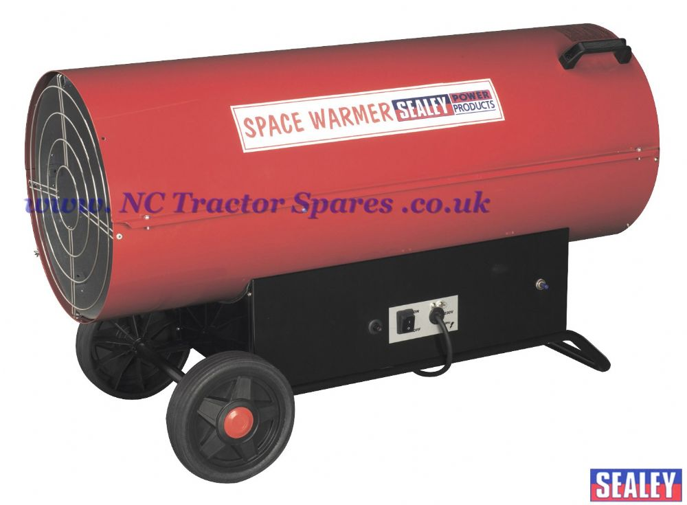 Space Warmer Propane Heater 119,500-372,200Btu/hr 110/230V